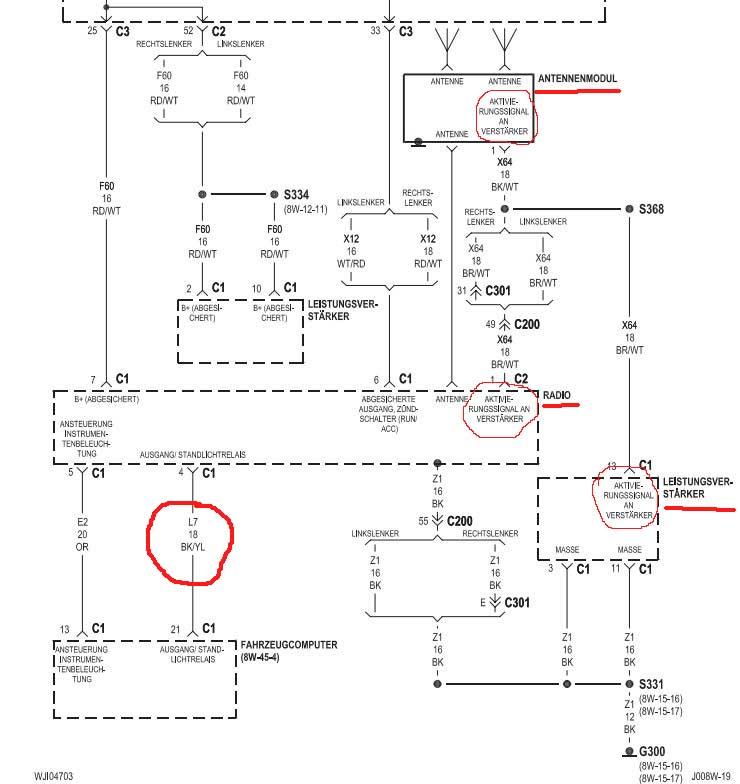 Ungewöhnlich Jeep Kabelbaum Diagramm Galerie - Elektrische ...