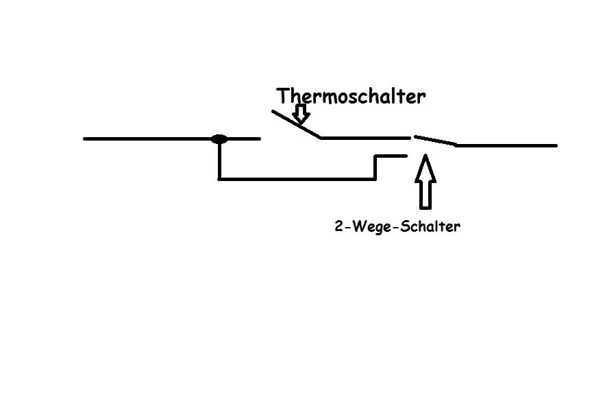 Schaltplan E-Lüfter