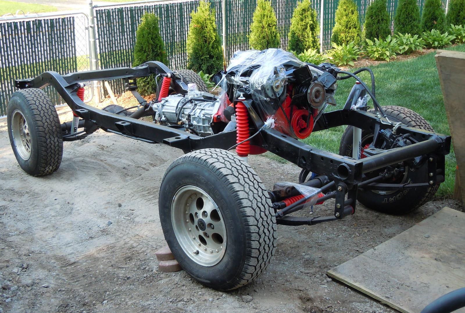 Wunderbar Gebrauchte Jeep Rahmen Fotos - Benutzerdefinierte ...