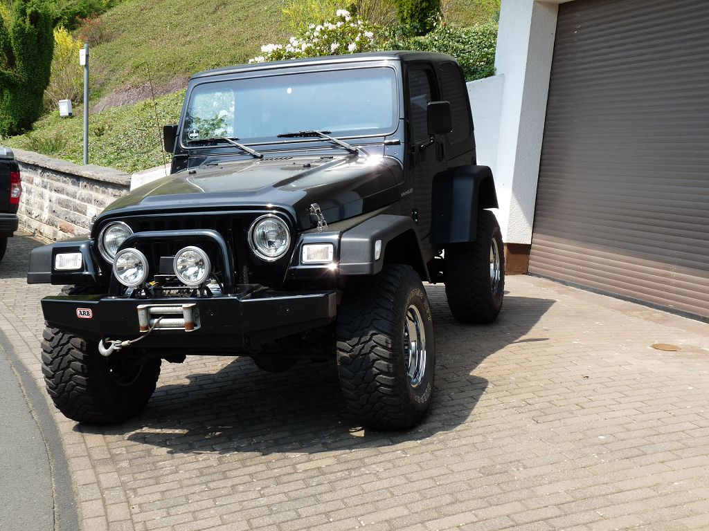 Wrangler TJ 40  Jeep Community  das Jeep Forum Online